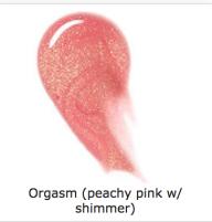 Nars Lip Gloss in Orgasm